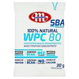 Super Body Active WPC 80 Koncentrat białek serwatkowych