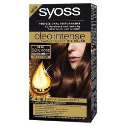 Oleo Intense Farba do włosów Mokka 4-18