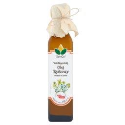 Wielkopolski olej rydzowy tłoczony na zimno