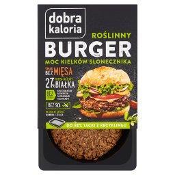 Roślinny burger  (2 sztuki)