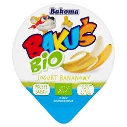 Bakuś BIO Jogurt bananowy