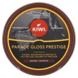 Parade Gloss Prestige Pasta do butów brązowa