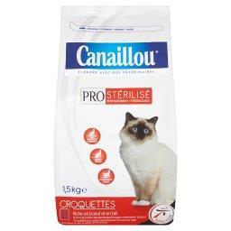 Pro Stérilisé Karma dla kotów sterylizowanych bogata w wołowinę i zboża