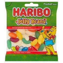 Jelly Beans Draże cukrowe z żelowym nadzieniem
