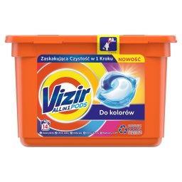 Color Kapsułki do prania, działanie Allin1, 14 prań
