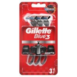 Blue3 Jednorazowe Maszynki Do Golenia Dla Mężczyzn, 3 sztuki