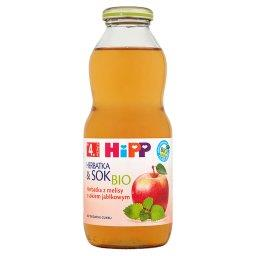 BIO Herbatka & Sok Bio z melisy z sokiem jabłkowym po 4. miesiącu