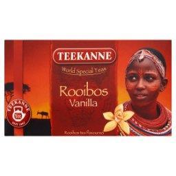 World Special Teas Rooibos Vanilla Herbatka o smaku waniliowym 35 g (20 torebek)