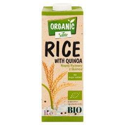 Organic Napój ryżowy z quinoa