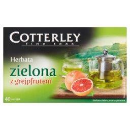 Herbata zielona z grejpfrutem 40 torebek