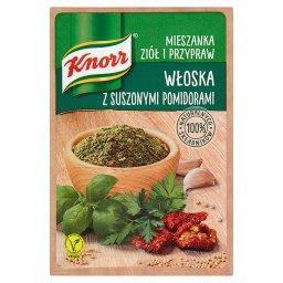 Mieszanka ziół i przypraw włoska z suszonymi pomidorami