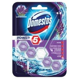 Power 5 Lavender Kostka toaletowa