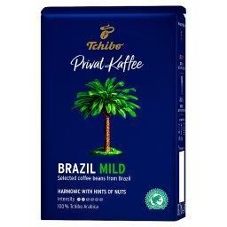Privat Kaffee Brazil Mild Kawa palona ziarnista