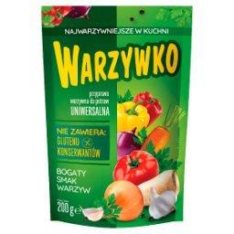 Przyprawa warzywna do potraw uniwersalna