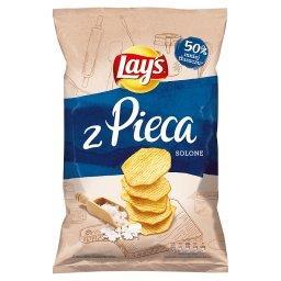 Z Pieca Pieczone chipsy Solone