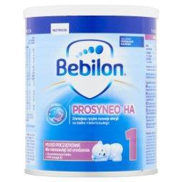 Prosyneo HA 1 Mleko początkowe dla niemowląt od urodzenia