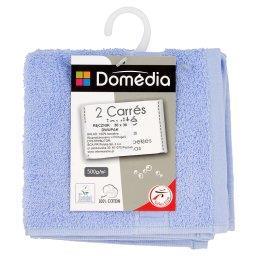 Ręcznik 30 x 30 cm niebieski dwupak