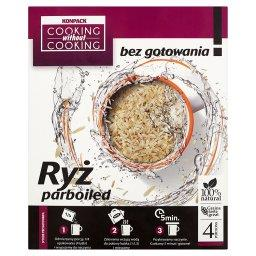 Cooking without Cooking Ryż parboiled bez gotowania