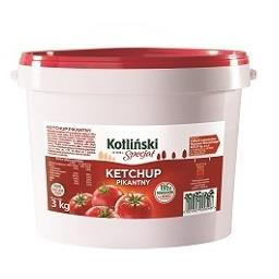 Ketchup pikantny 3 kg
