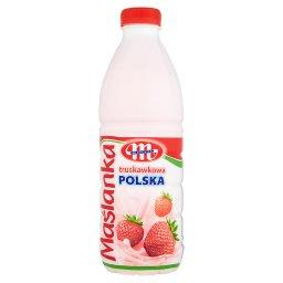Maślanka Polska truskawkowa