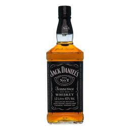 Jack Daniel's Tennessee whiskey 40% 1l