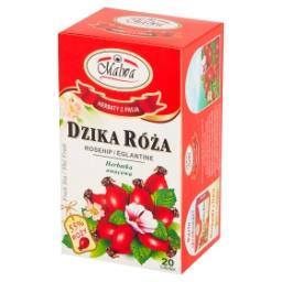 Dzika róża Herbatka owocowo-ziołowa 40 g (20 torebek)
