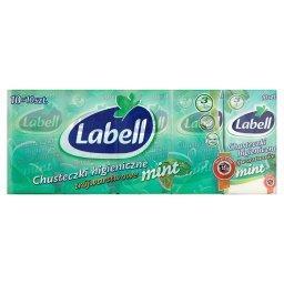 Chusteczki higieniczne trójwarstwowe Mint