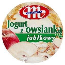 Jogurt z owsianką jabłkowy