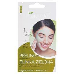 Professional Formula Peeling gruboziarnisty + Glinka zielona