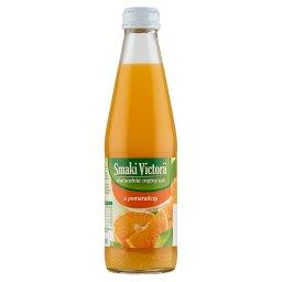 Naturalnie mętny sok z pomarańczy