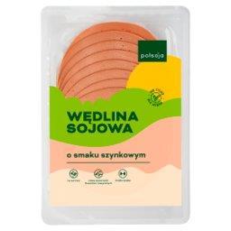 Wędlina sojowa o smaku szynkowym z zielonym pieprzem
