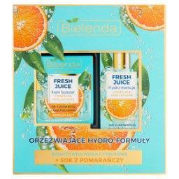 Fresh Juice Zestaw kosmetyków pomarańcza