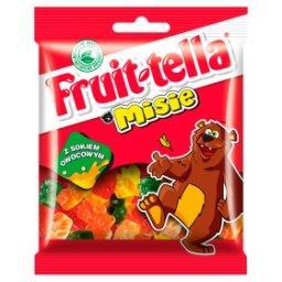 Misie Żelki o smaku owocowym