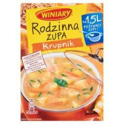 Rodzinna zupa Krupnik
