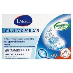 Blancheur Tabletki musujące do czyszczenia protez (30 sztuk)