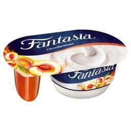 Fantasia Jogurt kremowy z brzoskwiniami