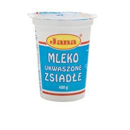 Mleko ukwaszone zsiadłe 400 g