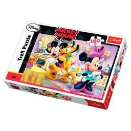 Disney Mickey Mouse & Friends Puzzle 160 elementów