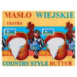 Masło wiejskie ekstra