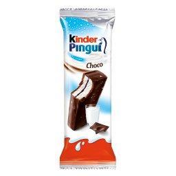 Pingui Choco Biszkopt z mlecznym nadzieniem pokryty ...