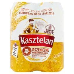 Piwo jasne pszeniczne niepasteryzowane