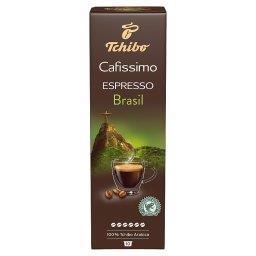 Cafissimo Espresso Brasil Kawa palona mielona w kapsułkach 80 g