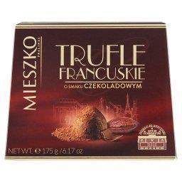 Trufle francuskie o smaku czekoladowym