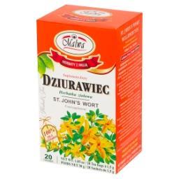 Suplement diety herbatka ziołowa dziurawiec  (20 x 1...
