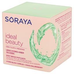 Ideal Beauty Lekki hydro-krem na dzień cera tłusta i mieszana