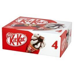 Lody o smaku waniliowym i kakaowe 400 ml (4 sztuki)