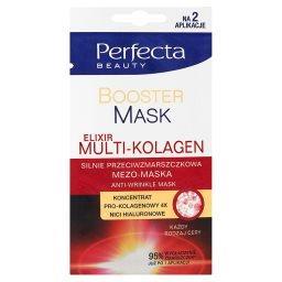 Beauty Booster Mask Elixir multi-kolagen Silnie przeciwzmarszczkowa mezo-maska