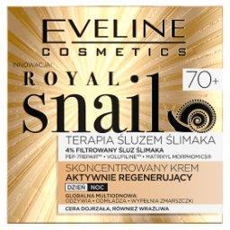 Royal Snail Skoncentrowany krem aktywnie regenerując...