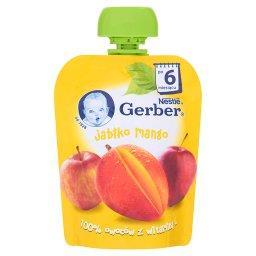 Deserek Jabłko mango po 6 miesiącu