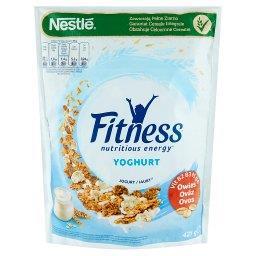 Fitness Yoghurt Płatki śniadaniowe